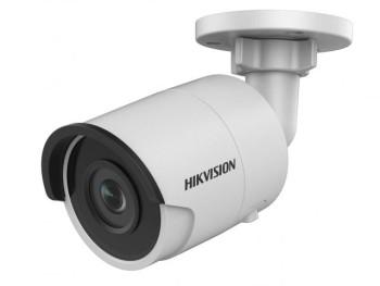 Цилиндрическая IP-видеокамера Hikvision DS-2CD2043G0-I (4mm) 4Мп с EXIR-подсветкой до 30м