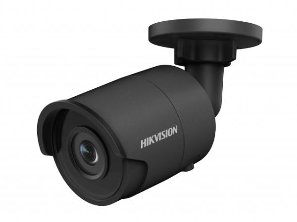 Цилиндрическая IP-видеокамера Hikvision DS-2CD2043G0-I (8mm) 4Мп с EXIR-подсветкой до 30м