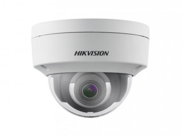 Купольная IP-видеокамера Hikvision DS-2CD2183G0-IS (2,8mm) 8Мп с EXIR-подсветкой до 30м