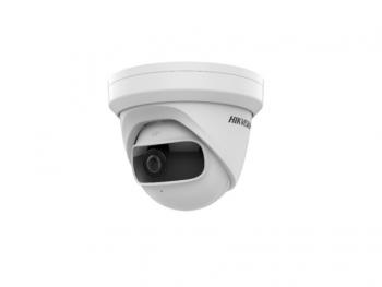 Купольная IP-видеокамера Hikvision DS-2CD2345G0P-I(1.68mm) 4Мп с EXIR-подсветкой до 10м
