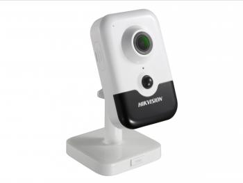Компактная IP-видеокамера Hikvision DS-2CD2443G0-I (2.8mm) 4Мп с EXIR-подсветкой до 10м