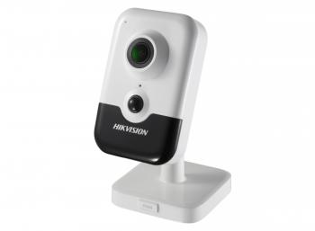 Компактная IP-видеокамера Hikvision DS-2CD2443G0-IW (4mm) с W-Fi и EXIR-подсветкой до 10м