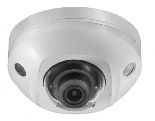Компактная IP-видеокамера Hikvision DS-2CD2523G0-IS (2.8mm) с EXIR-подсветкой до 10м