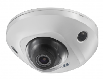 Компактная IP-видеокамера Hikvision DS-2CD2523G0-IS (4mm) с EXIR-подсветкой до 10м