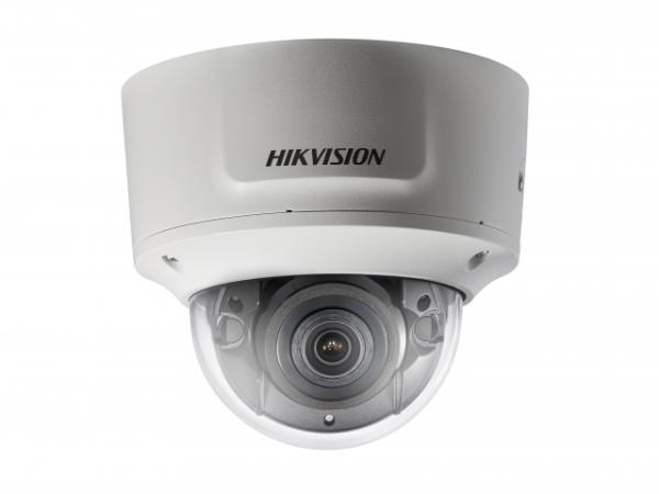 Купольная IP-камера Hikvision DS-2CD2723G0-IZS с EXIR-подсветкой до 30м