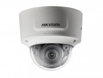 Купольная IP-видеокамера Hikvision DS-2CD2783G0-IZS с EXIR-подсветкой до 30м