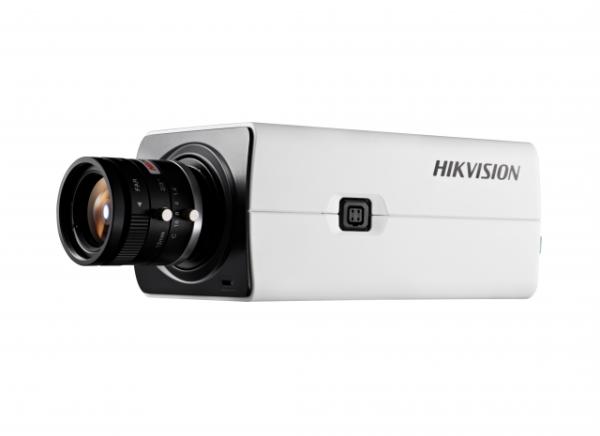 IP-видеокамера в стандартном корпусе Hikvision DS-2CD2821G0 (AC24V/DC12V)