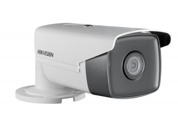 Цилиндрическая IP-видеокамера Hikvision DS-2CD2T43G0-I5 (4mm) 4Мп с EXIR-подсветкой до 50м