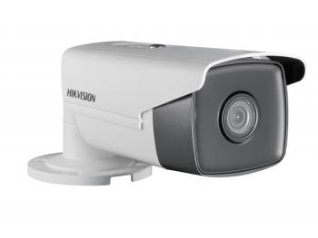 Цилиндрическая IP-видеокамера DS-2CD2T43G0-I8 (6mm) Hikvision 4Мп с EXIR-подсветкой до 80м