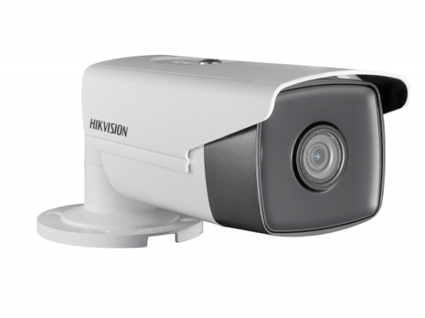 Цилиндрическая IP-видеокамера DS-2CD2T43G0-I8 (8mm) Hikvision 4Мп с EXIR-подсветкой до 80м