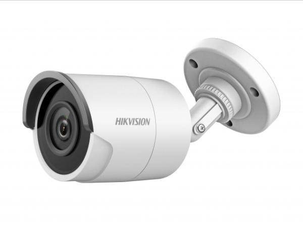 Цилиндрическая компактная HD-TVI видеокамера Hikvision DS-2CE17U8T-IT (6mm) 8Мп EXIR-подсветкой до 40м