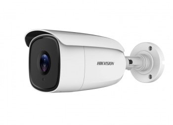 Цилиндрическая HD-TVI видеокамера Hikvision DS-2CE18U8T-IT3 (3.6mm) с EXIR-подсветкой до 60м