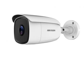 Цилиндрическая HD-TVI видеокамера Hikvision DS-2CE18U8T-IT3 (6mm) с EXIR-подсветкой до 60м