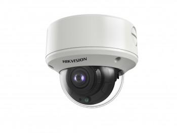 Уличная купольная HD-TVI видеокамера Hikvision DS-2CE59H8T-AVPIT3ZF с EXIR-подсветкой до 60м