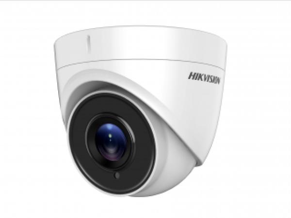 Купольная HD-TVI видеокамера Hikvision DS-2CE78U8T-IT3 (3.6mm) 8Мп с EXIR-подсветкой до 60м