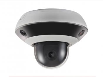 Панорамная IP-видеокамера Hikvision DS-2PT3326IZ-DE3 (2.8-12mm) с PTZ-модулем и ИК-подсветкой до 10м