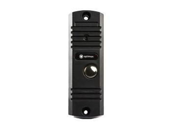 Вызывная панель видеодомофона Optimus DS-700 (Чёрный)