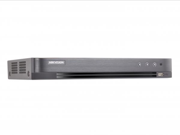 16-канальный гибридный HD-TVI видеорегистратор Hikvision DS-7316HUHI-K4