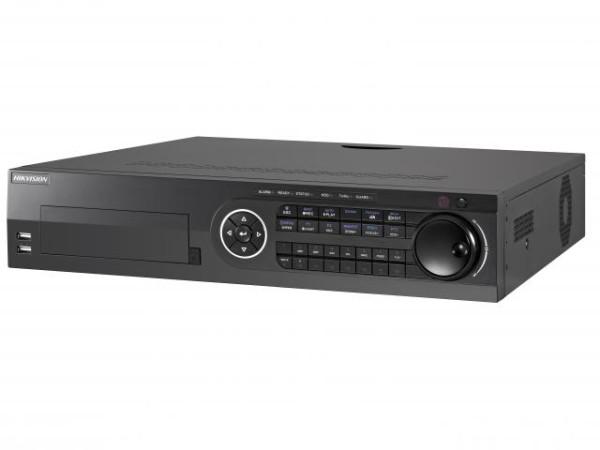 24-х канальный гибридный HD-TVI видеорегистратор Hikvision DS-7324HQHI-K4