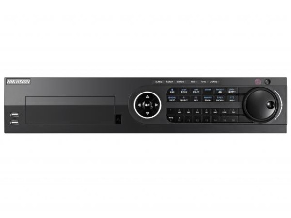 32-х канальный гибридный HD-TVI видеорегистратор Hikvision DS-7332HQHI-K4