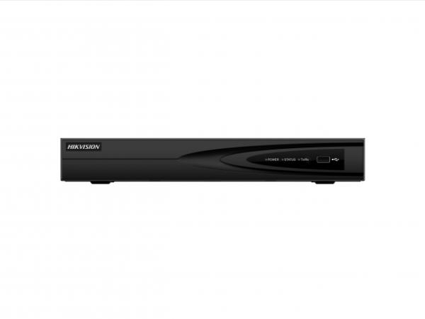 4-х канальный IP-видеорегистратор Hikvision DS-7604NI-K1/4P(B) c PoE
