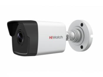 Цилиндрическая IP-видеокамера HiWatch DS-I250M (2.8 mm) с EXIR-подсветкой до 30м