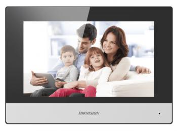 Монитор IP видеодомофона Hikvision DS-KH6320-WTE1