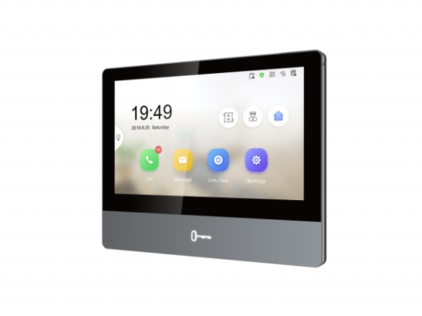 Монитор IP видеодомофона Hikvision DS-KH8350-WTE1