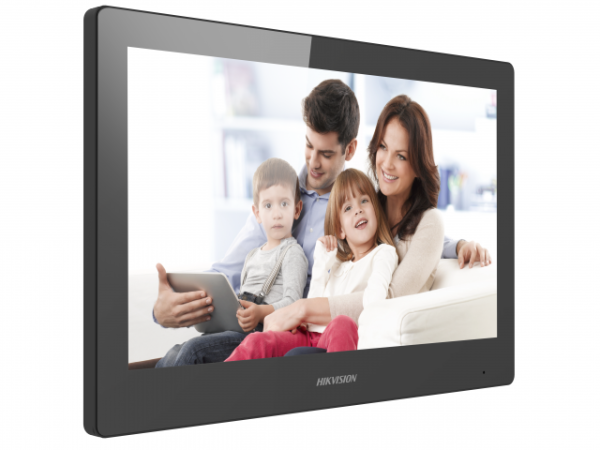 Монитор IP видеодомофона Hikvision DS-KH8520-WTE1