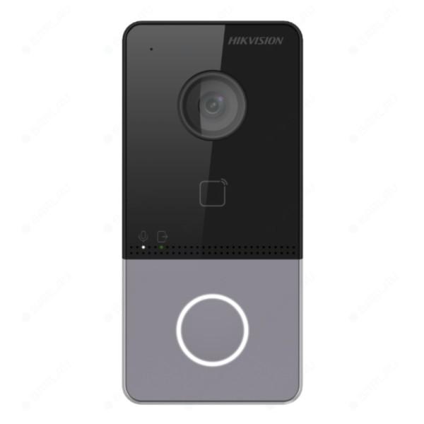 Вызывная панель IP видеодомофона Hikvision DS-KV6113-WPE1