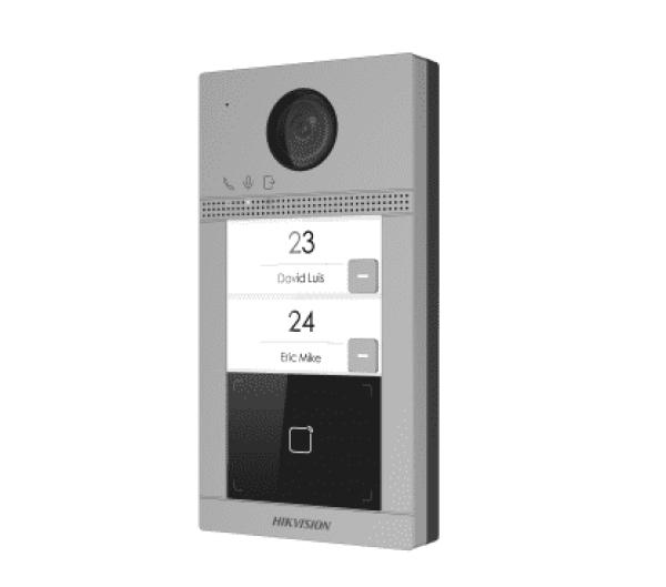 Вызывная панель IP Hikvision DS-KV8213-WME1/Flush