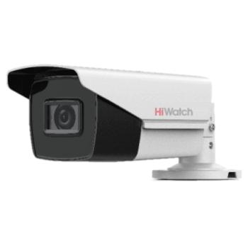 Цилиндрическая HD-TVI видеокамера HiWatch DS-T206S (2.7-13,5 mm) с EXIR-подсветкой до 70 м