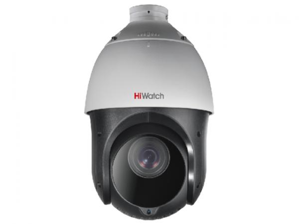 Скоростная поворотная HD-TVI видеокамера HiWatch DS-T265(B) с EXIR-подсветкой до 100 м