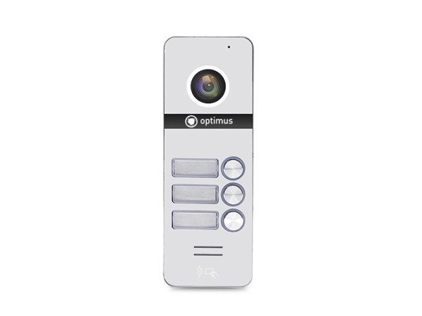 Вызывная панель видеодомофона Optimus DSH-1080/3