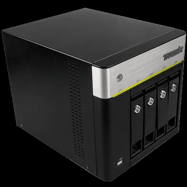 IP-видеорегистратор на 32 канала под 4 HDD – TRASSIR DuoStation AnyIP 32 с лицензиями TRASSIR AnyIP