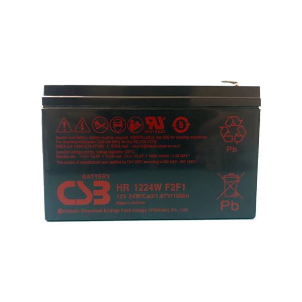 Аккумулятор CSB 12V 7Ah HR1225W