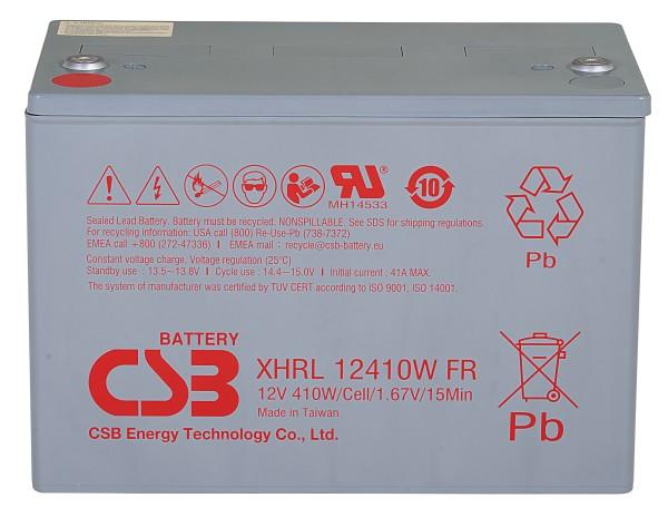 Аккумулятор CSB 12V 92.2Ah XHRL12410W