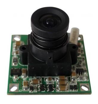 Цветная видеокамера бескорпусная IMPREZA IM-CM1006/3,6