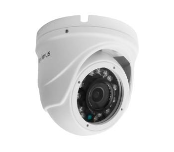 Купольная IP-видеокамера Optimus IP-E041.0(3.6) с ИК-подсветкой до 20 м