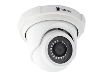 IP видеокамера Optimus IP-P048.0(4.0) с ИК-подсветкой до 40м