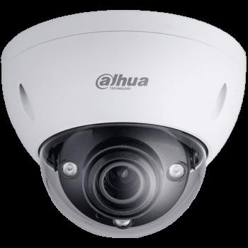 Купольная IP-видеокамера Dahua IPC-HDBW1300EP-W-0280B Видеокамера с Wi-Fi и ИК-подсветкой до 30м
