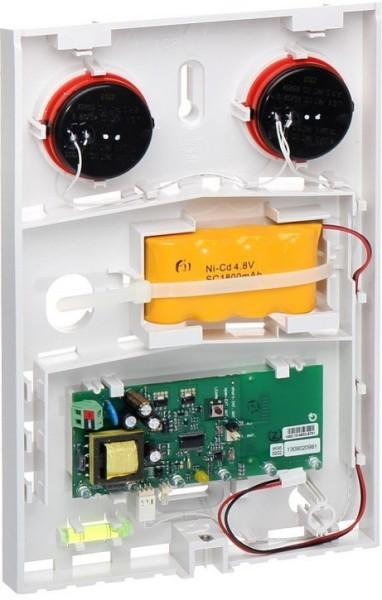 Беспроводная внешняя сирена JA-151A-BASE Jablotron основание с электронными элементами