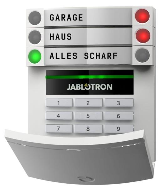 Панель управления беспроводная Jablotron JA-153E