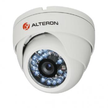 Купольная AHD видеокамера ALTERON KAV01 Eco с ИК подстветкой 15м