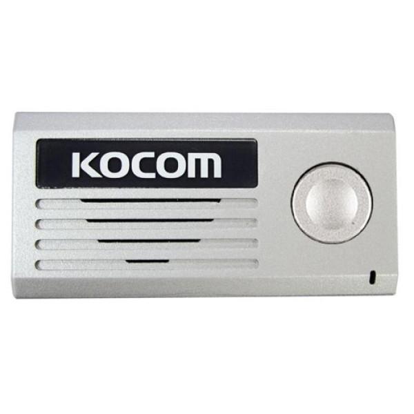 Вызывная аудиопанель Kocom KC-MD10 (серебро)