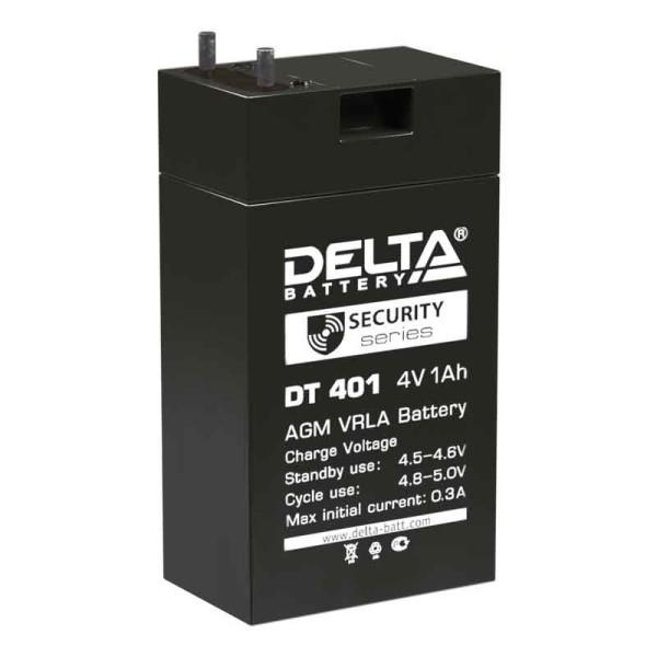 Аккумулятор Delta 4V 1Ah DT401