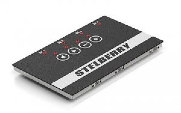 Аудиомикшер 4-х канальный STELBERRY MX-310