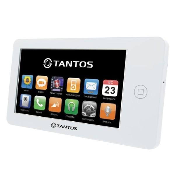 Монитор видеодомофона Tantos NEO (White)