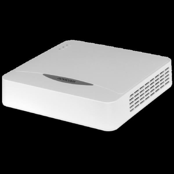 8-канальный гибридный видеорегистратор Novicam FR1008