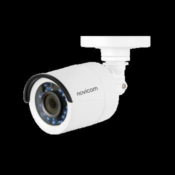 Цилиндрическая 4 в 1 видеокамера Novicam HIT 13 с ИК подстветкой до 20м 1Мп